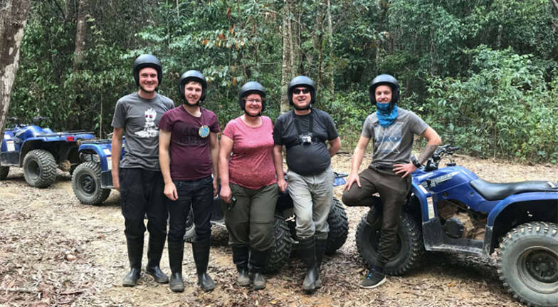 Full Day Skyrail and Quad Bike Adventure
