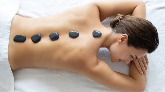 Hot Stone Relaxing Massage - Carindale