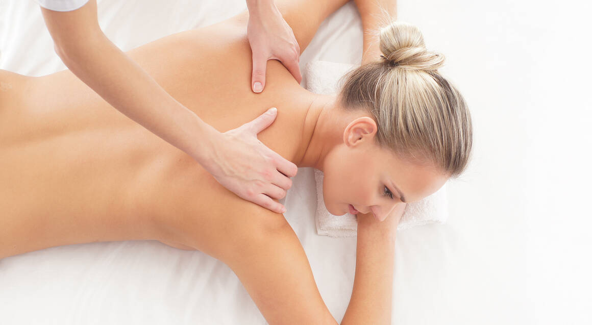 Facial, Hot Stone Back Massage and Pedicure Carindale Concept
