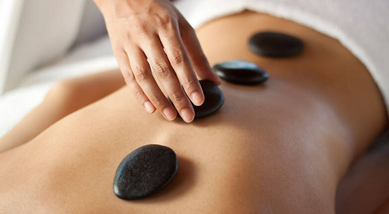 Hot Stone Relaxation Massage - Carindale Concept