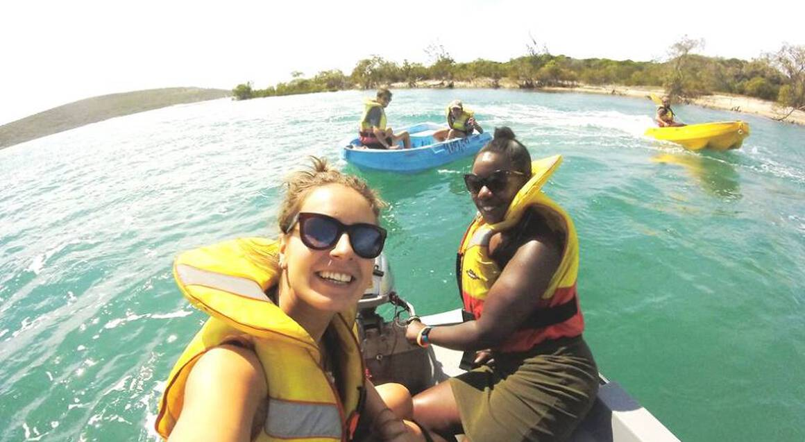Middle Island Day Trip with Kayaking, Snorkelling and More
