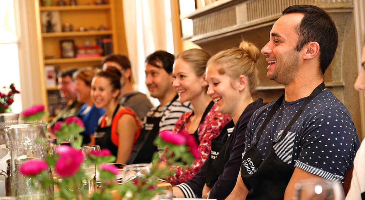 The Long Italian Lunch Cooking Class
