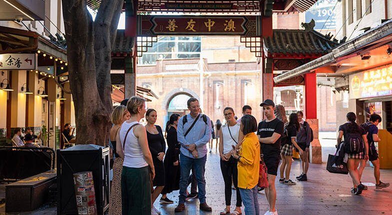 Taste of Chinatown Food Tour  3 Hours
