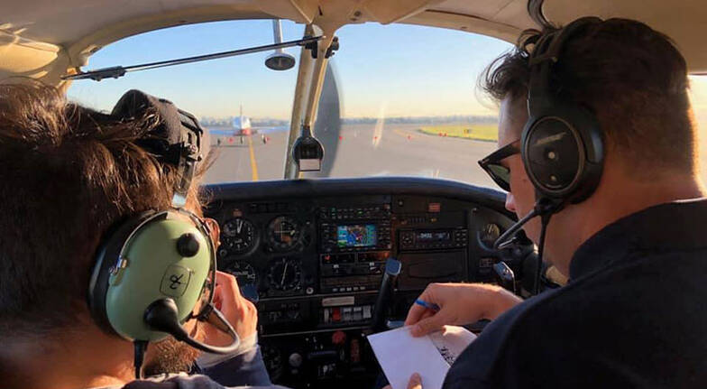 Learn to Fly Trial Introductory Flight  60 Minutes