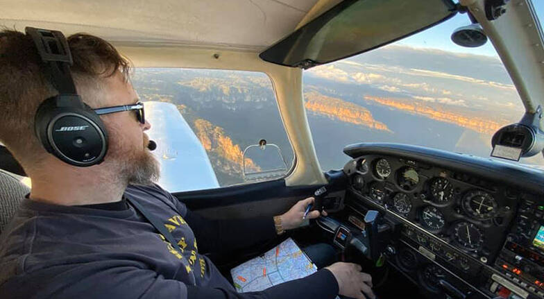 Learn to Fly Trial Introductory Flight - 30 Minutes