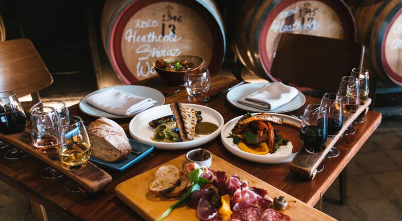 City Winery Brisbane Tasting Tour with Lunch - 90 Minutes