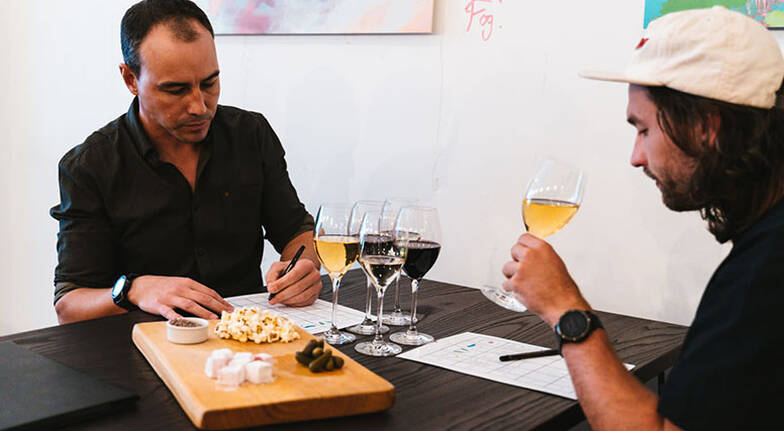 Self Guided Introductory Wine and Food Pairing Experience