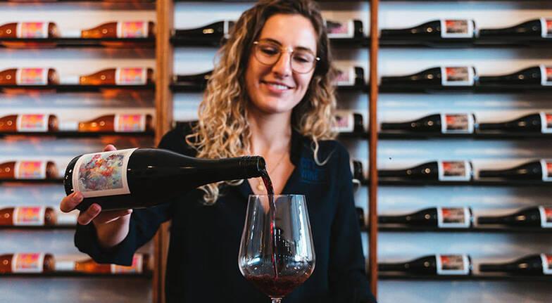 Wine Tasting Flight at City Winery Edward Street