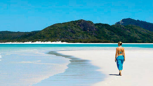 Whitsunday and Whitehaven Beach Cruise - Half Day