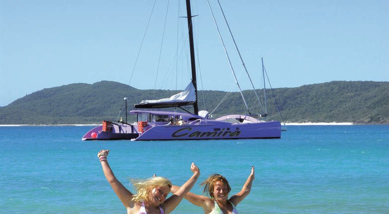Camira Sailing Adventure Whitehaven Beach - Full Day