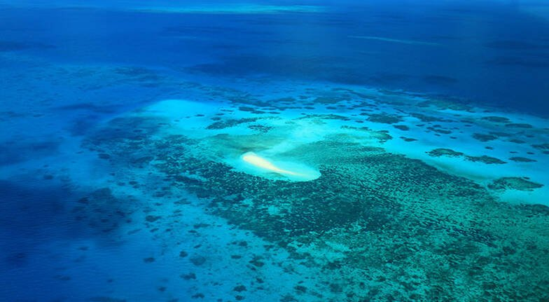 40 Minute Great Barrier Reef Scenic Flight  Cairns