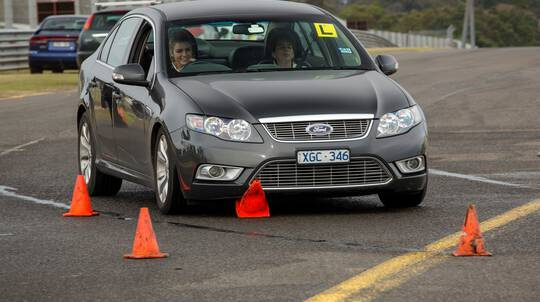 Defensive Driving Course - Sandown Raceway - Melbourne