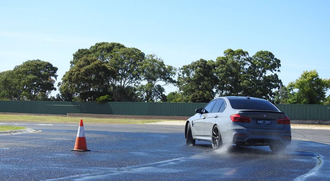 Advanced Control Driver Training Course - Melbourne