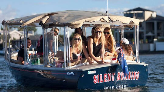 Self-Drive Boat Hire - 60 Minutes - For up to 10