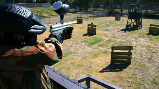 Paintball Experience - 200 Paintballs - Bonneys, WA