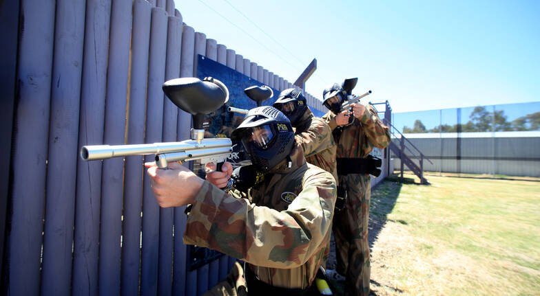 Paintball Experience  500 Paintballs  Bonneys WA  For 2