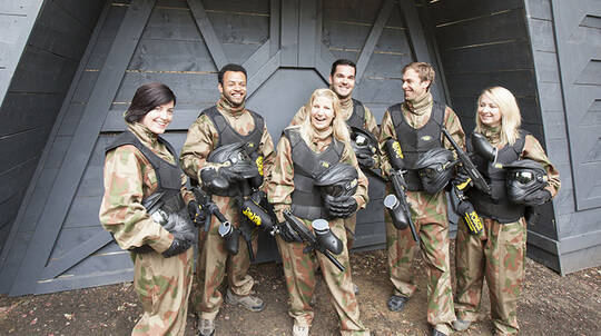 Paintball Experience - For 6 - Appin, NSW