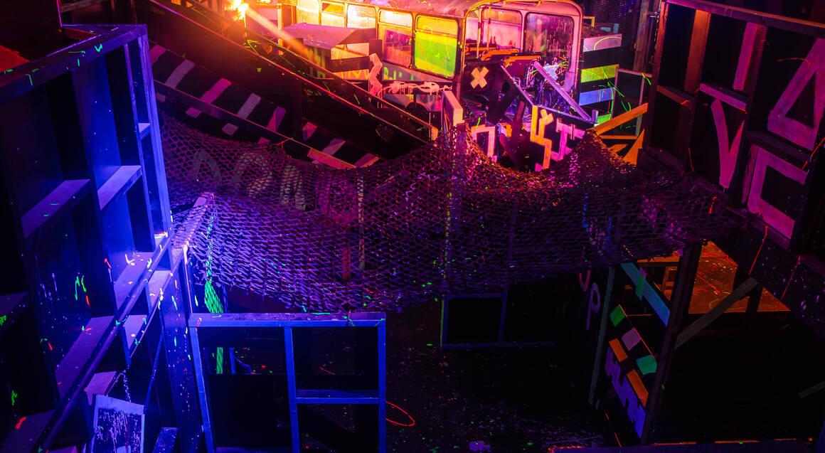 Sydney Indoor Laser Tag - 4 Games