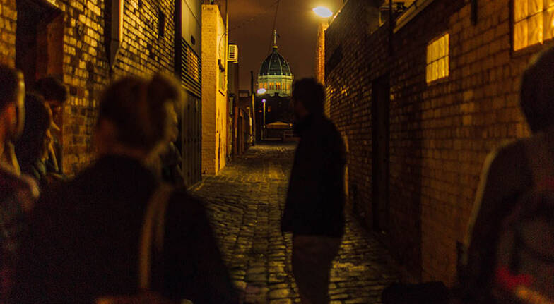 Fitzroy Hidden Bar and History Tour with Drinks  3 Hours