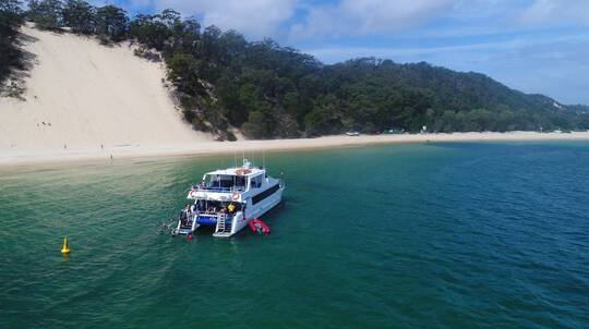 Full Day Eco Marine Safari Cruise with Lunch