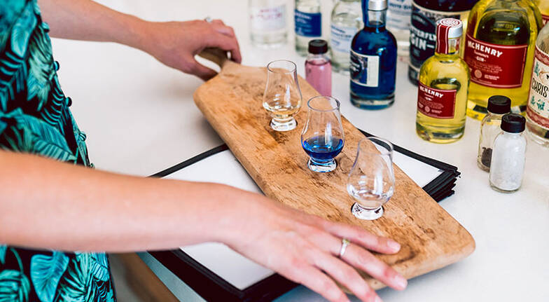 Full Day Tasmanian Gin Tour with Lunch and Tastings