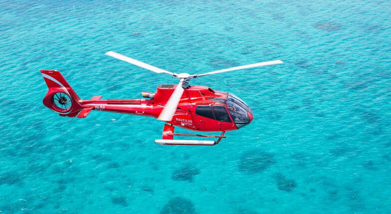 Helicopter Scenic Flight Over Cairns - 20 Minutes