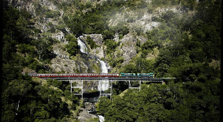 Kuranda, Sky and Scenic Rail Rainforest Adventure - Cairns