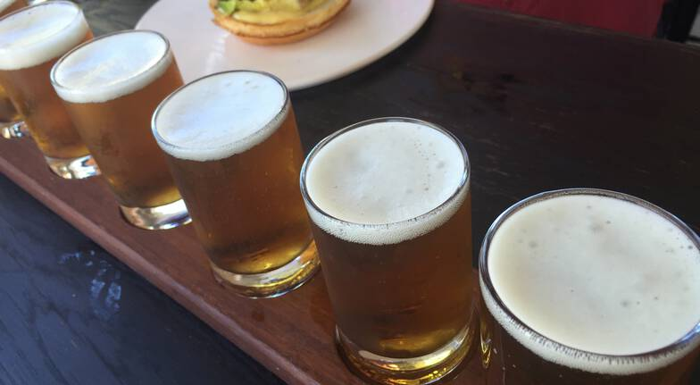 Full Day Canberra Brewery Tour with Lunch