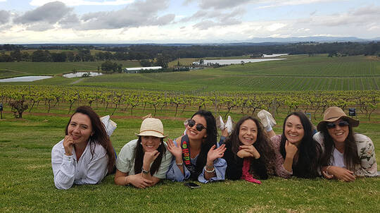 Hunter Valley Wine, Chocolate and Cheese Tour - Newcastle