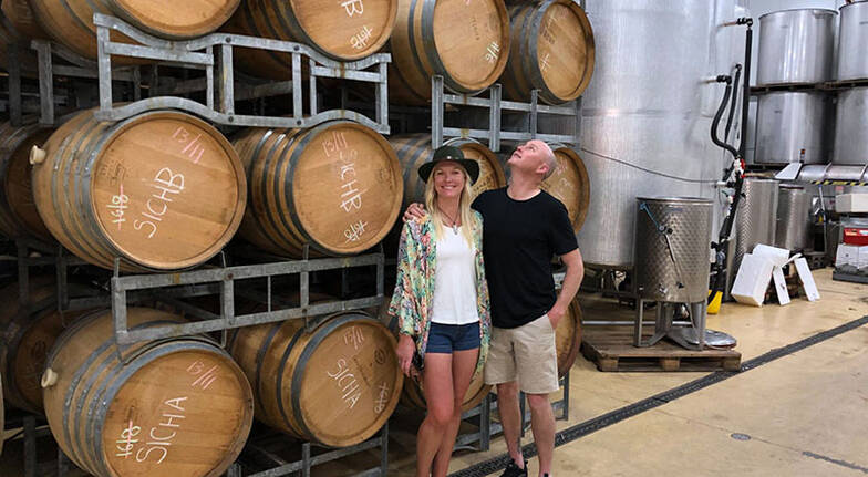 Canberra Wine Gin and Chocolate Tour with Lunch