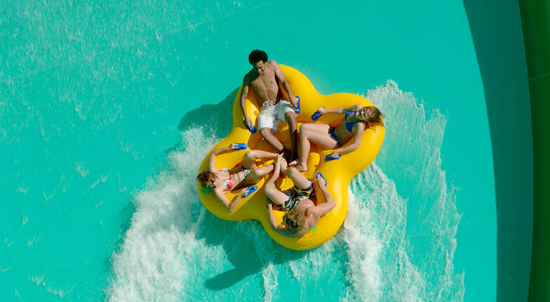 1 Day Ticket to Dreamworld and WhiteWater World