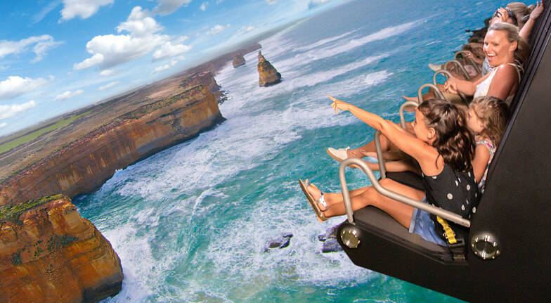3 Day Ticket to Dreamworld WhiteWater World and Skypoint