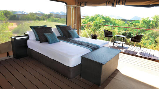 3 Night Eco Beach Getaway with Breakfast Daily