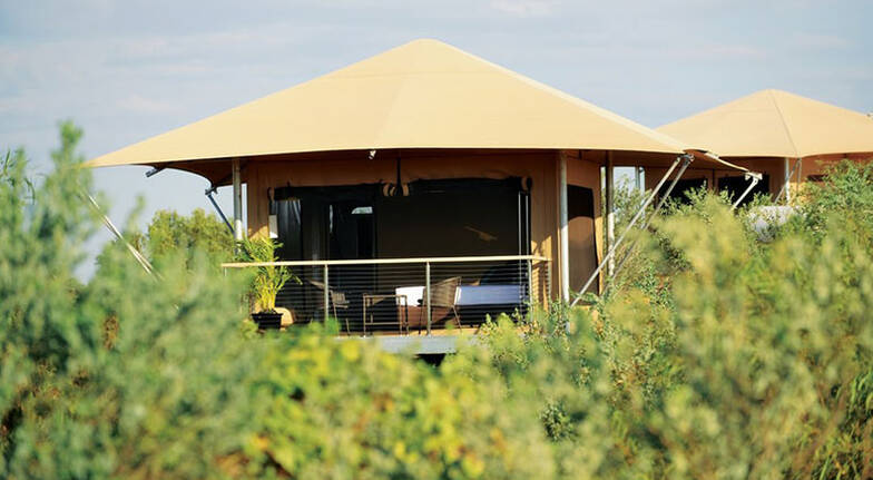 Eco Tent Adventure Package  2 Nights