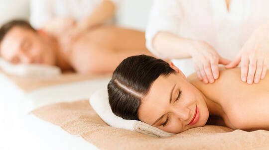 Aromatherapy Relaxation Couples Massage - 60 Minutes - For 2