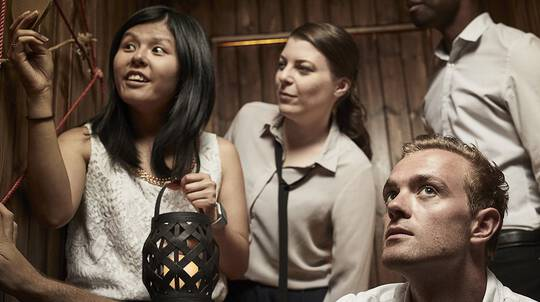 Escape Room Experience - Sydney
