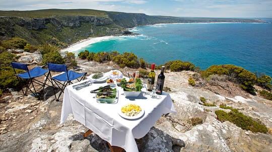 Kangaroo Island Luxury Flinders Chase Full Day Tour