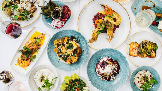 Modern Middle Eastern Feast - Walsh Bay - For 2