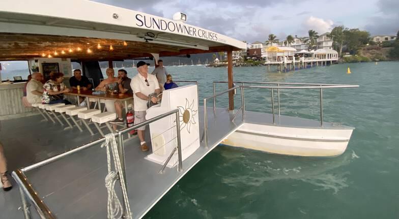 Whitsundays Sunset Sail - 2 Hours