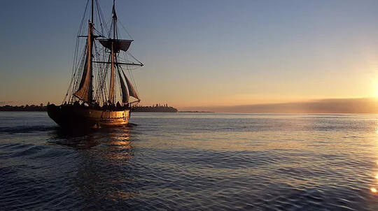 Evening Tall Ship Cruise from Williamstown - Adult