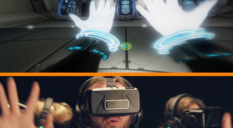 60 Minute Virtual Reality Escape Room - For 2