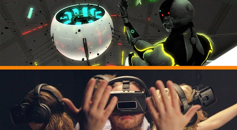 60 Minute Virtual Reality Escape Room  For 3