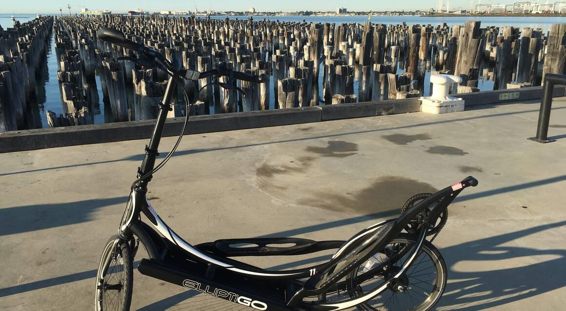 ElliptiGO Bike Scenic Bay Ride Tour - 3.5 Hours