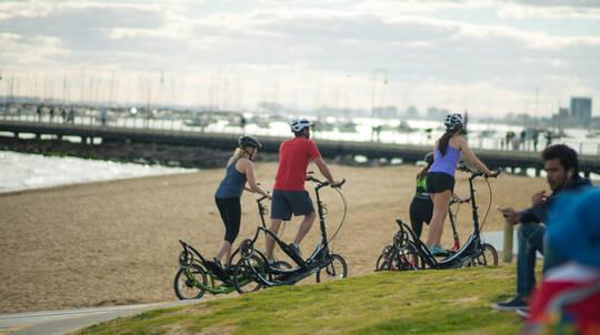 ElliptiGO Bike Scenic Bay Ride Tour - 90 Minutes