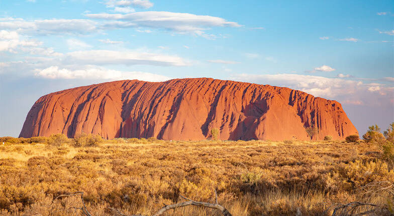 Uluru Tour with Sunset BBQ and Bubbles  Full Day