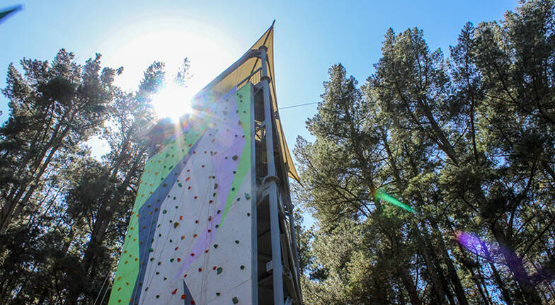 Rock Climbing, Abseiling and Zipline Experience - 60 Minutes