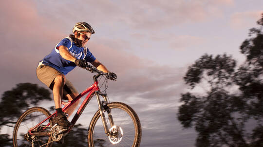 Mountain Bike Intermediate Skills Course