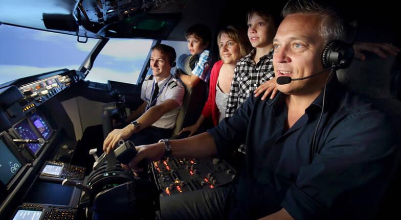 737800 Boeing Flight Simulator Experience  30 Minutes