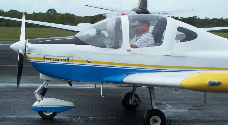 Hands On Flying Lesson - 70 Minutes