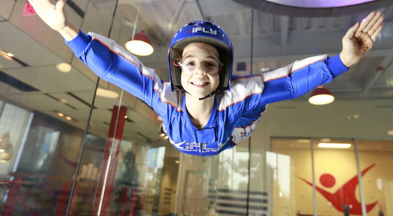 Intro to Indoor Skydiving - 2 Flights - Weekend - Gold Coast